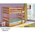 LM łóżko piętrowe BARTEK