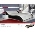 LM łóżko LUX ze stelażem
